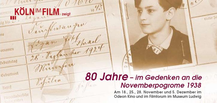 80 Jahre Novemberpogrome